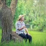 Petani di Era Teknologi Digital