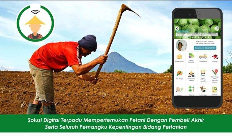 aplikasi jual online hasil pertanian