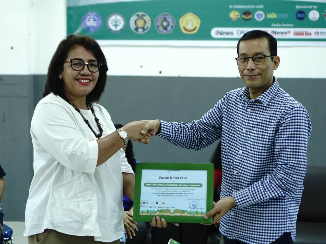 pak tani digital fakultas pertanian universitas methodist indonesia