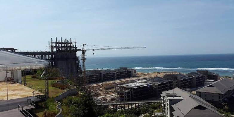 Pembangunan Hotel di Bali