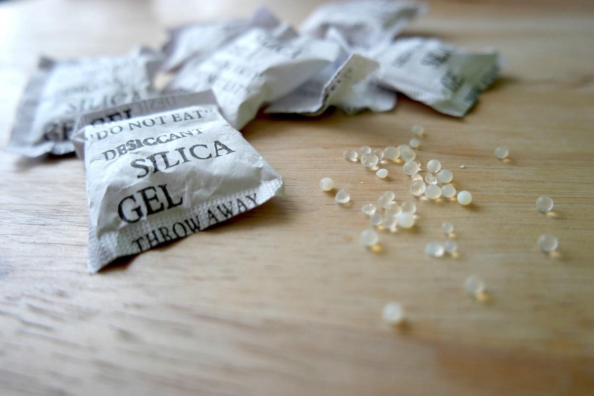 Silika gel bisa dibuat dari sekam padi