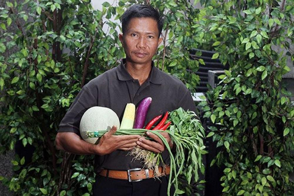Suryono, Petani Indonesia yang Berhasil Mendunia
