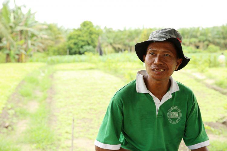 Suryono, Petani yang Beralih dari Sawit ke Hortikultura