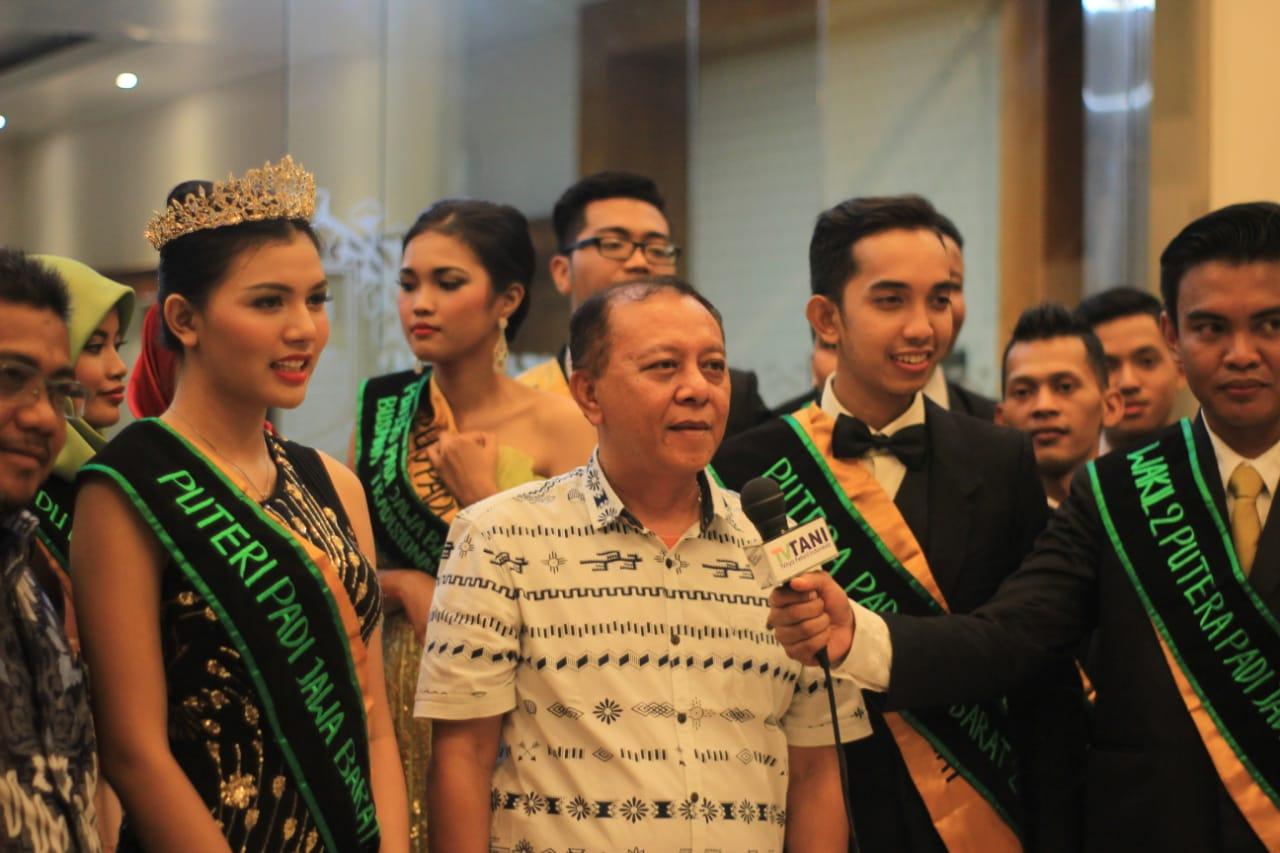 Putera-Puteri Padi Jawa Barat 2018