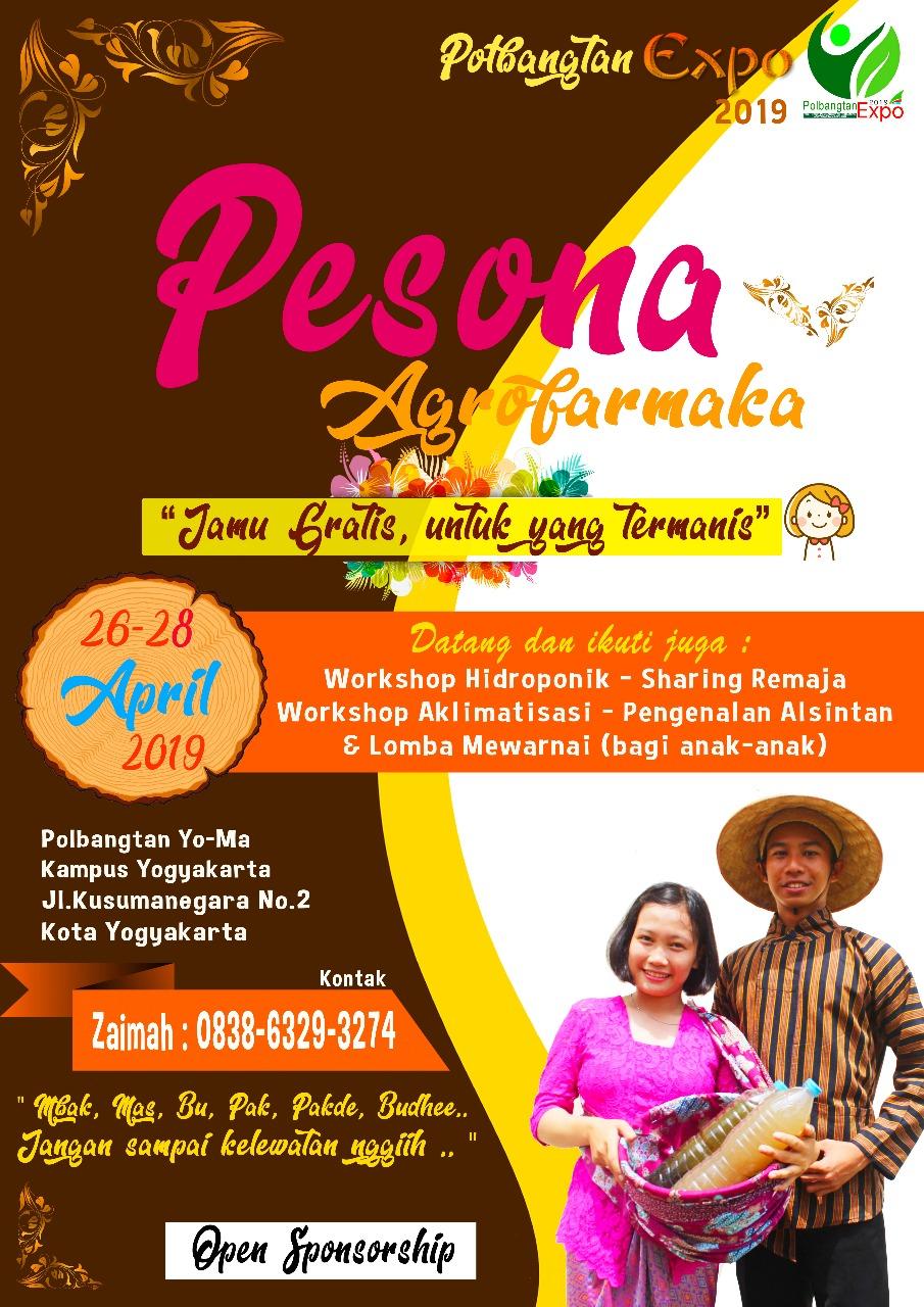 Flyer Pesona Agrofamarka