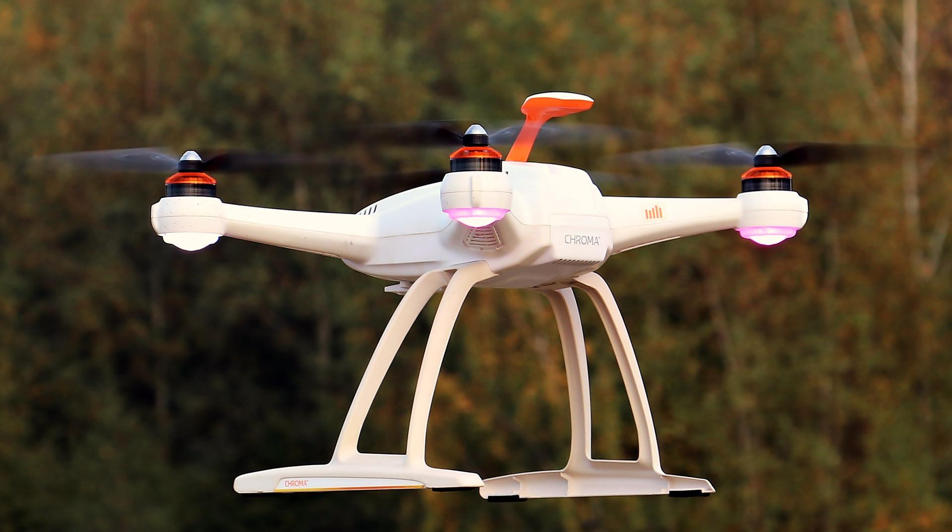 Manfaat teknologi drone untuk sektor pertanian