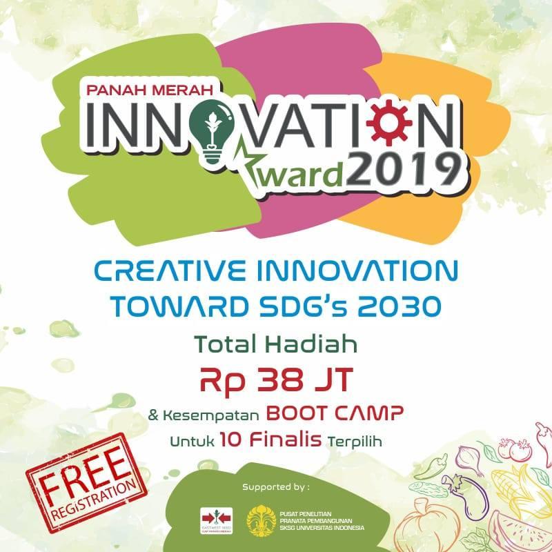 Panah Merah Innovation Award