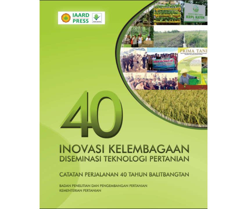 [Review Buku] 40 Inovasi Kelembagaan Diseminasi Teknologi Pertanian