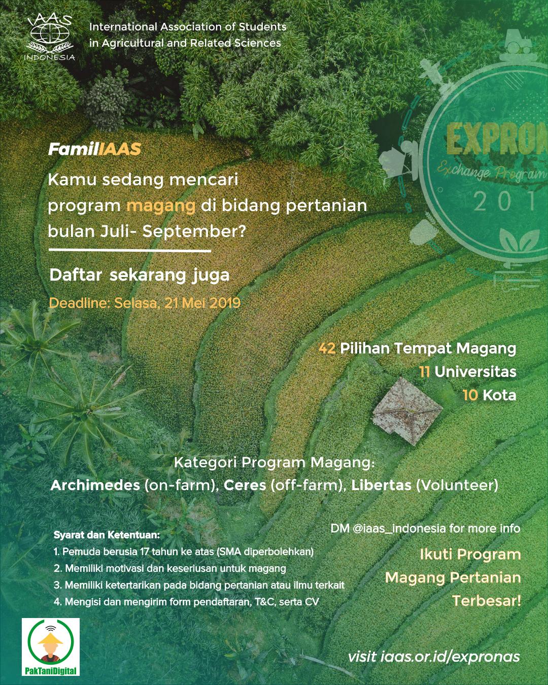 Program Magang EXPRONAS