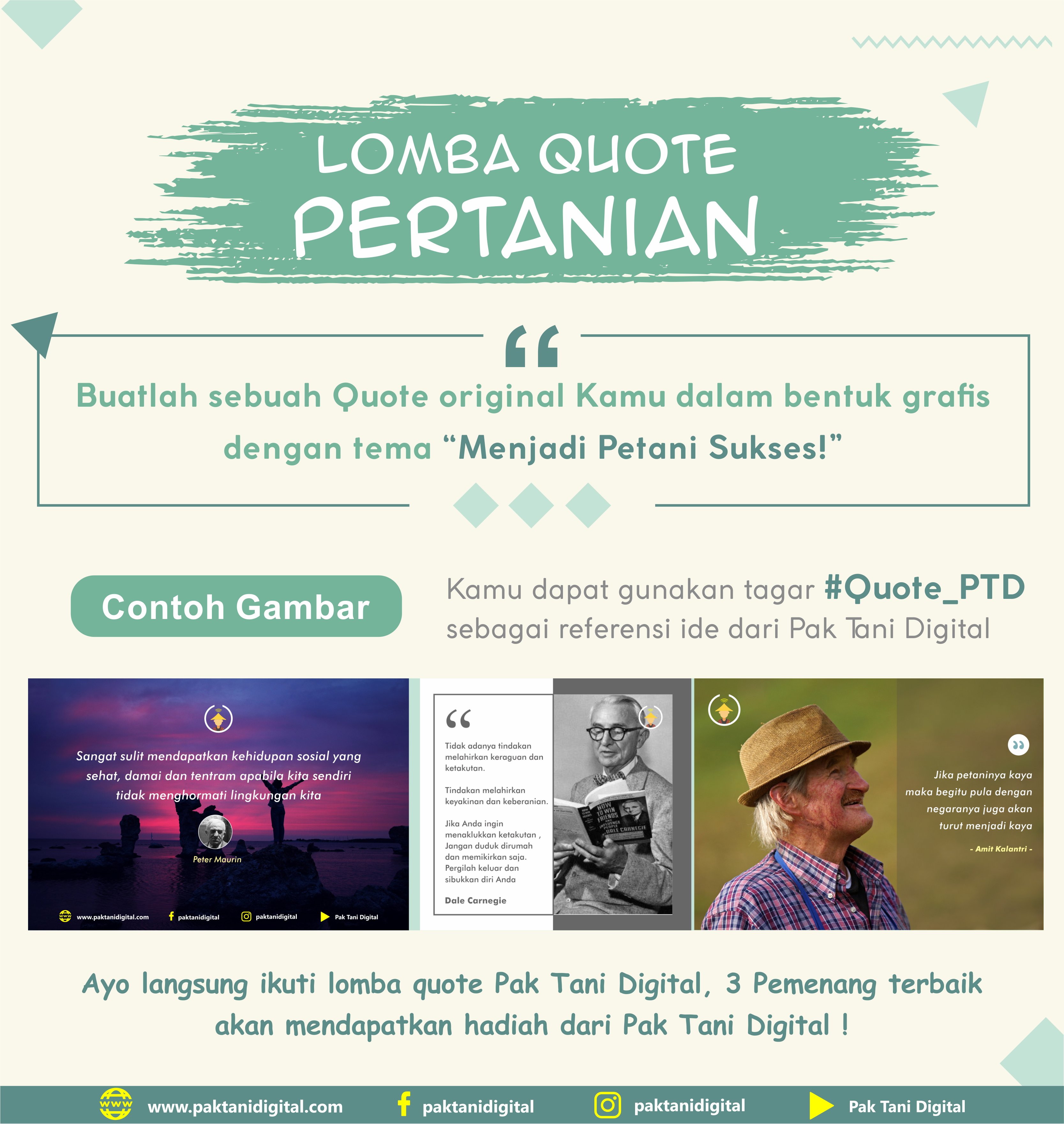 Lomba Quote Mei