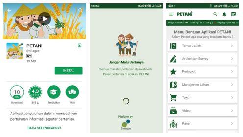 pertanian online