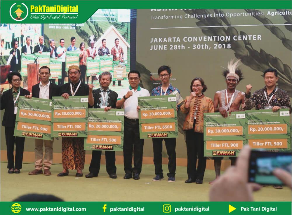 Pak Tani Digital HKTI Innovation Award 2018