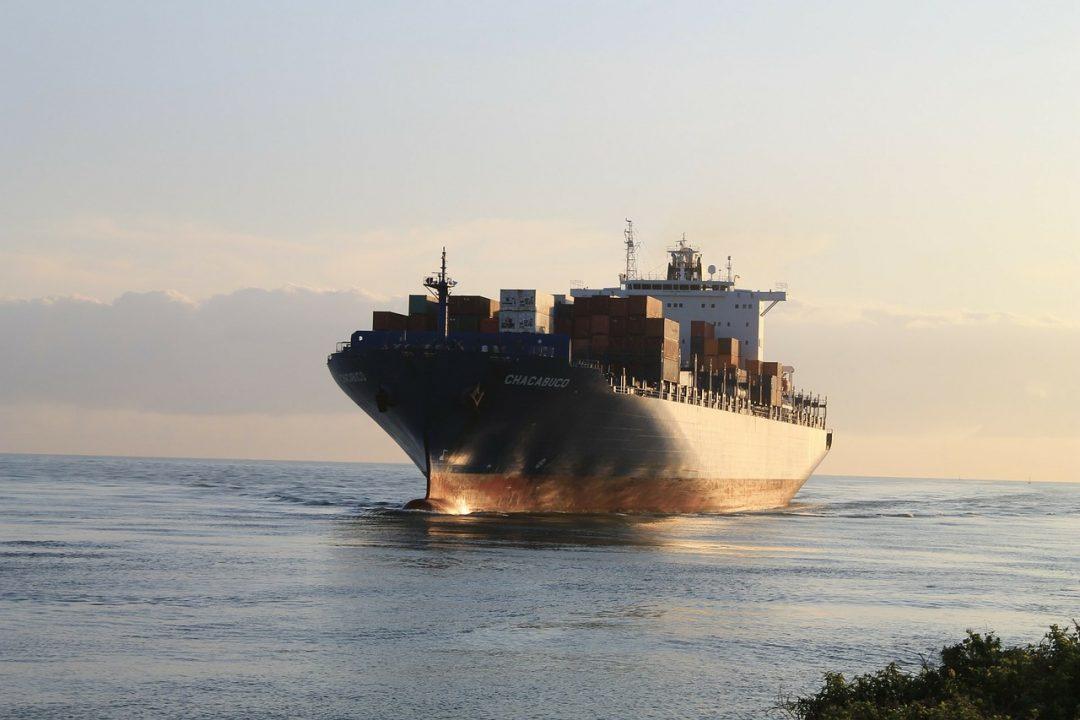 Kapal Pengekspor Barang