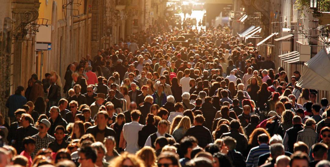 Pertambahan Penduduk yang Sangat Cepat