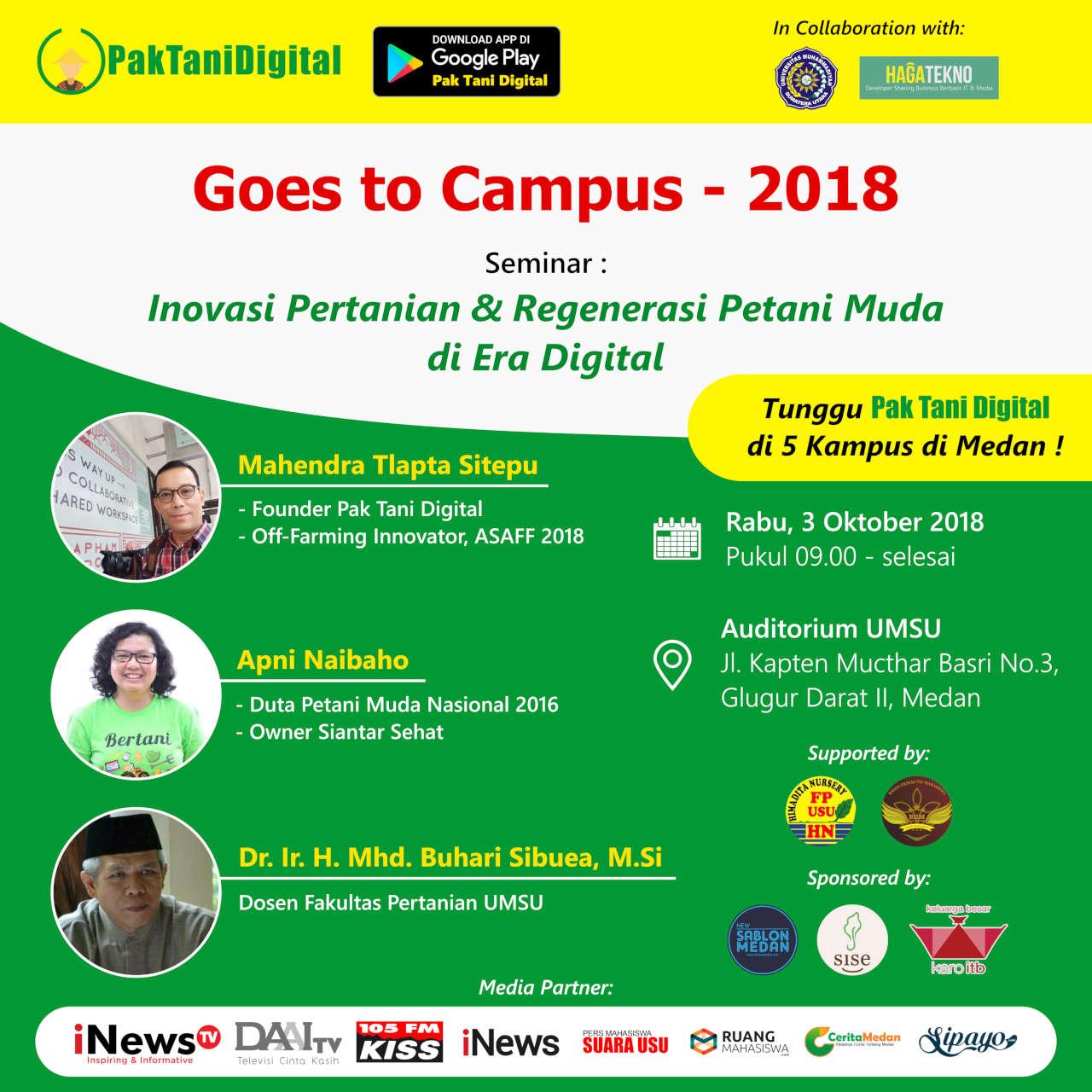Flyer Goes to Campus UMSU