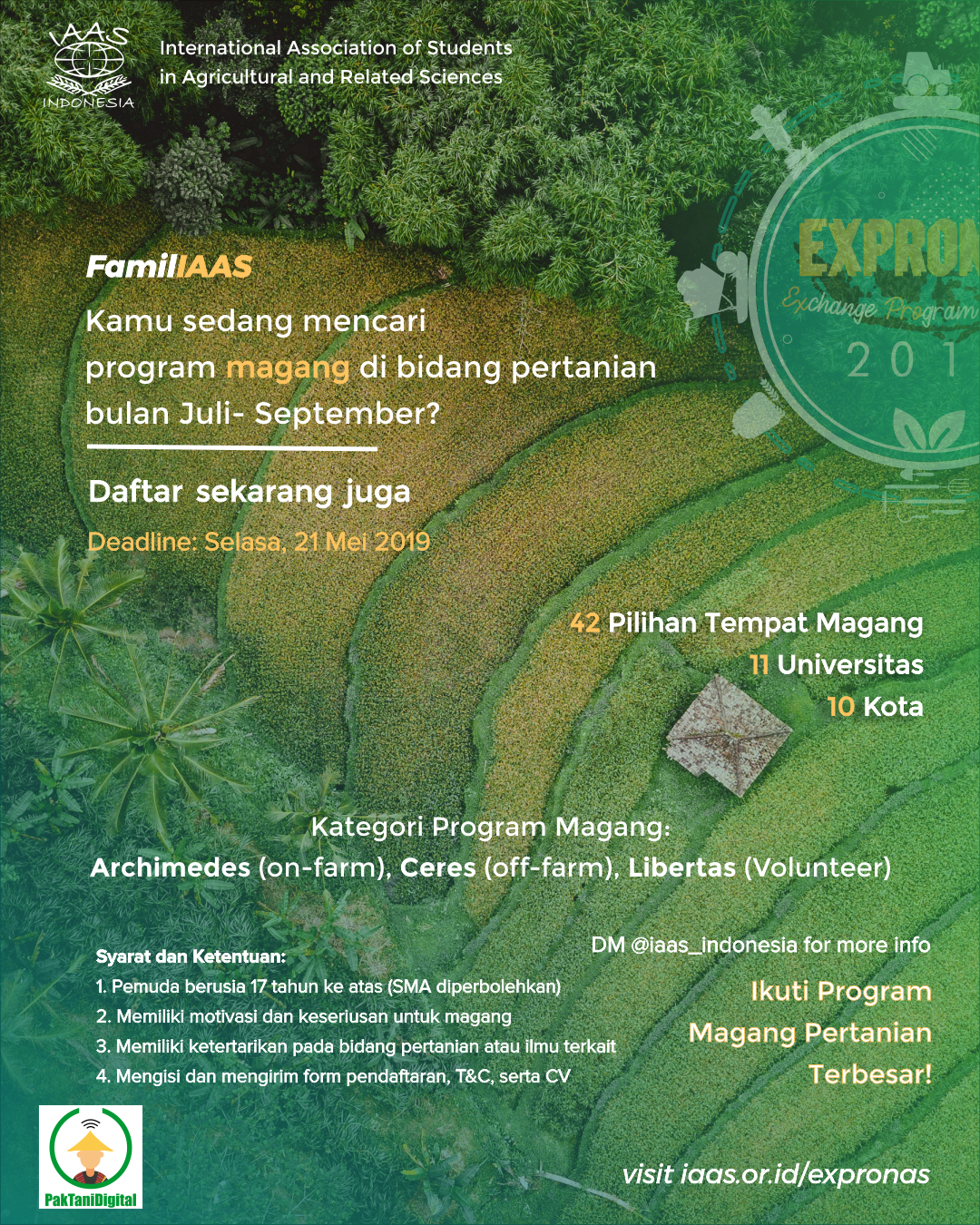 Program Magang EXPRONAS