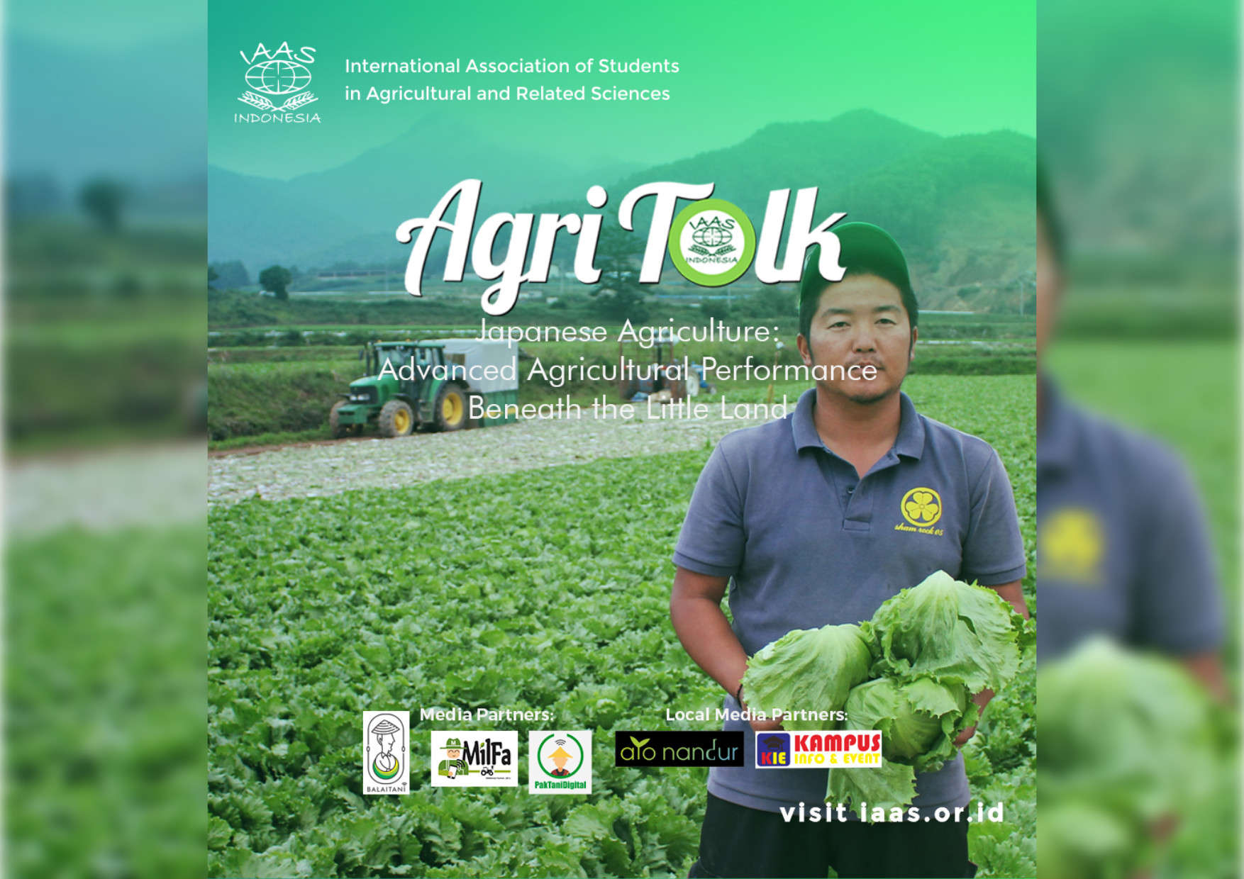 Agritalk - Japanese Agriculture