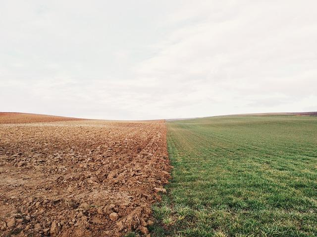Perubahan iklim tanah pertanian