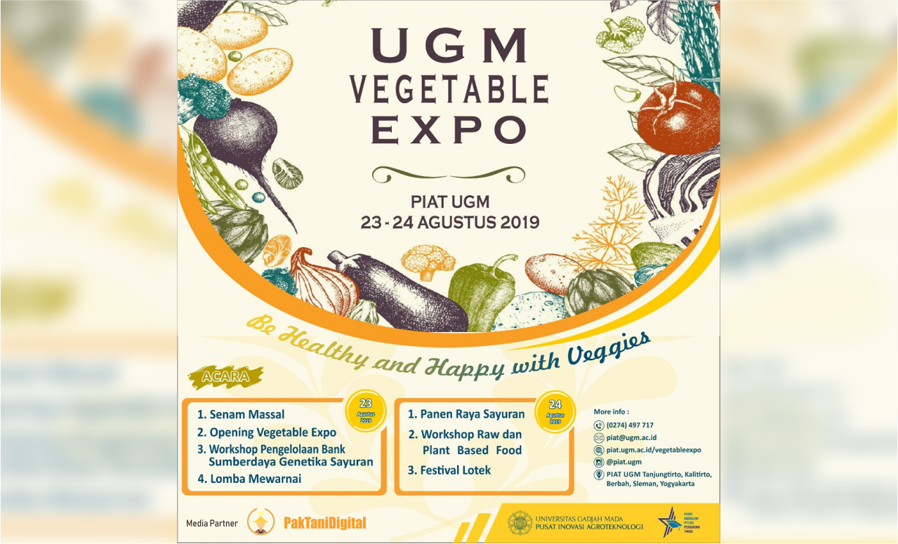 UGM VEGETABLE EXPO 2019