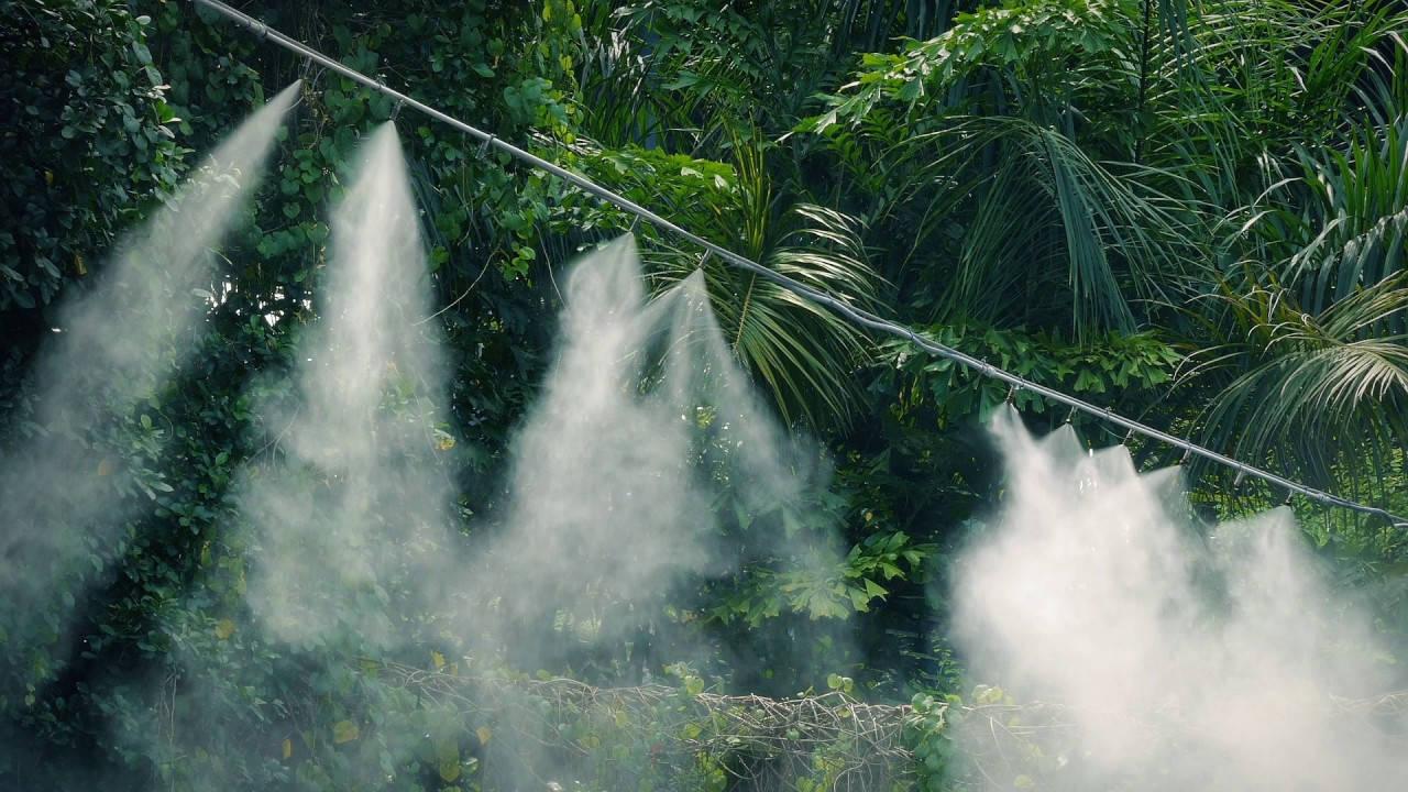 Sistem Irigasi Kabut, Inovasi Baru di Bidang Pertanian
