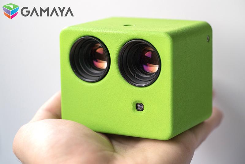 Teknologi Sensor Gamaya