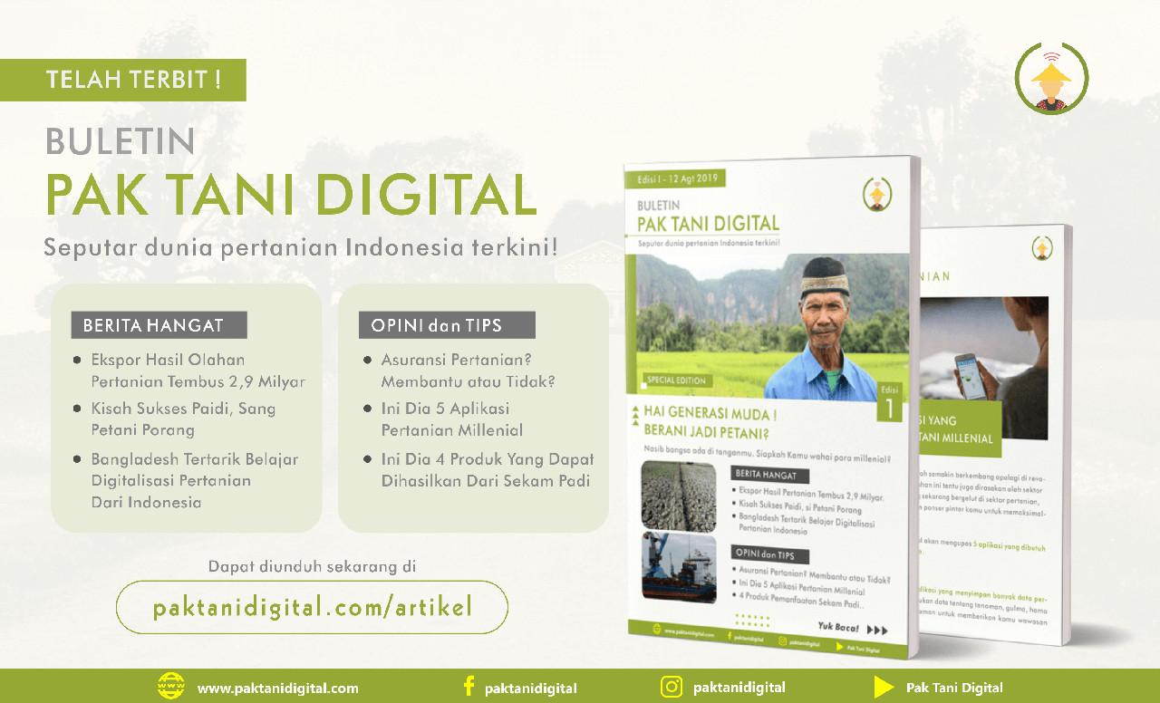 Buletin Pak Tani Digital Edisi 1