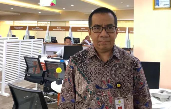 Kepala Pusat Perlindungan Varietas Tanaman dan Periijinan Pertanian (PPVT-PP) Kementerian Pertanian
