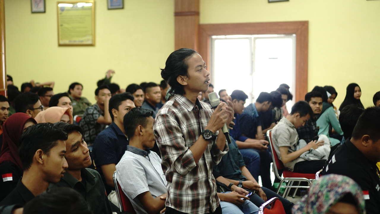 Mahasiswa Pertanian UMSU - PTD Goes to Campus