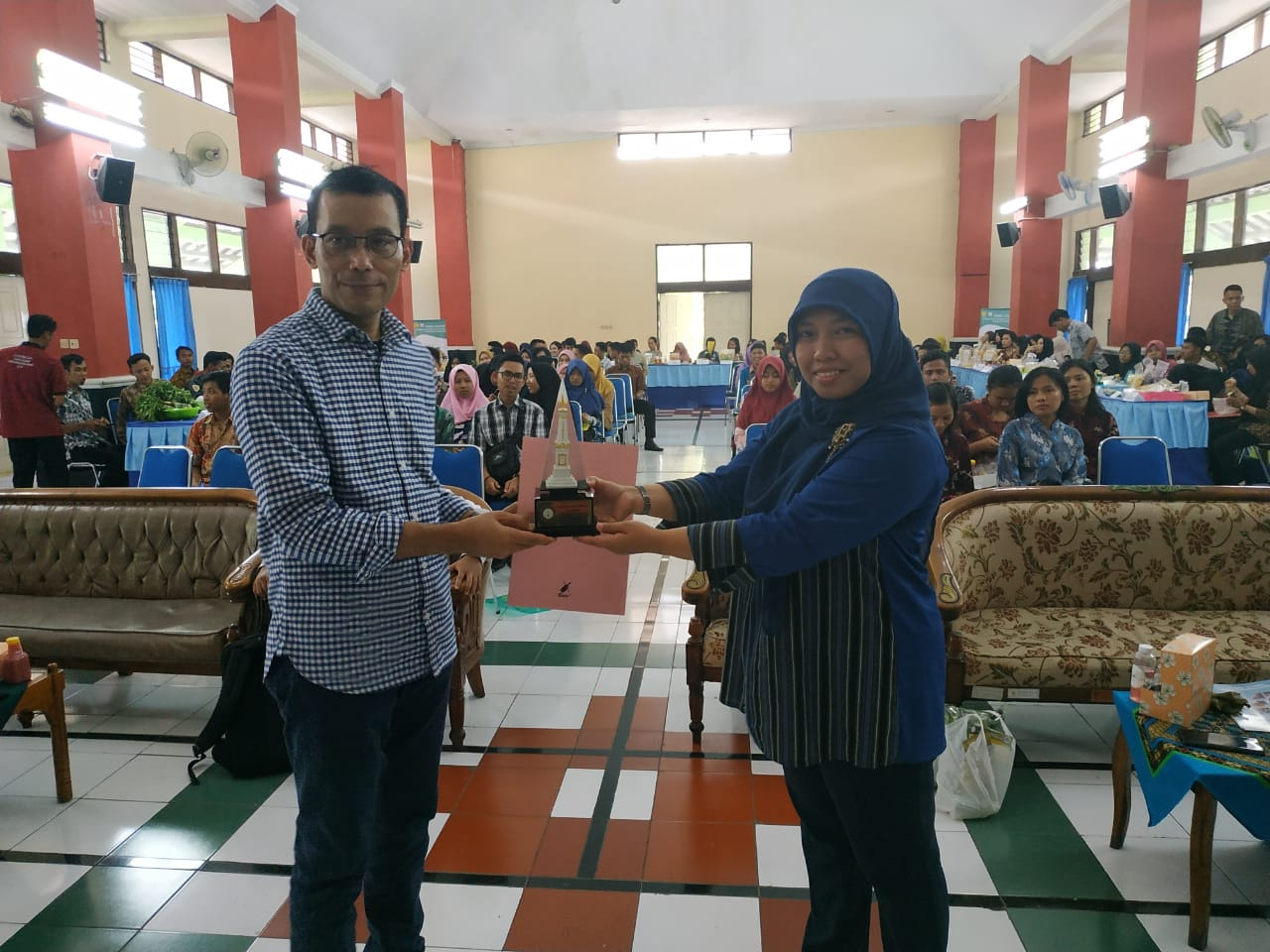 Pak Tani Digital Goes to Campus Polbangtan Yogyakarta