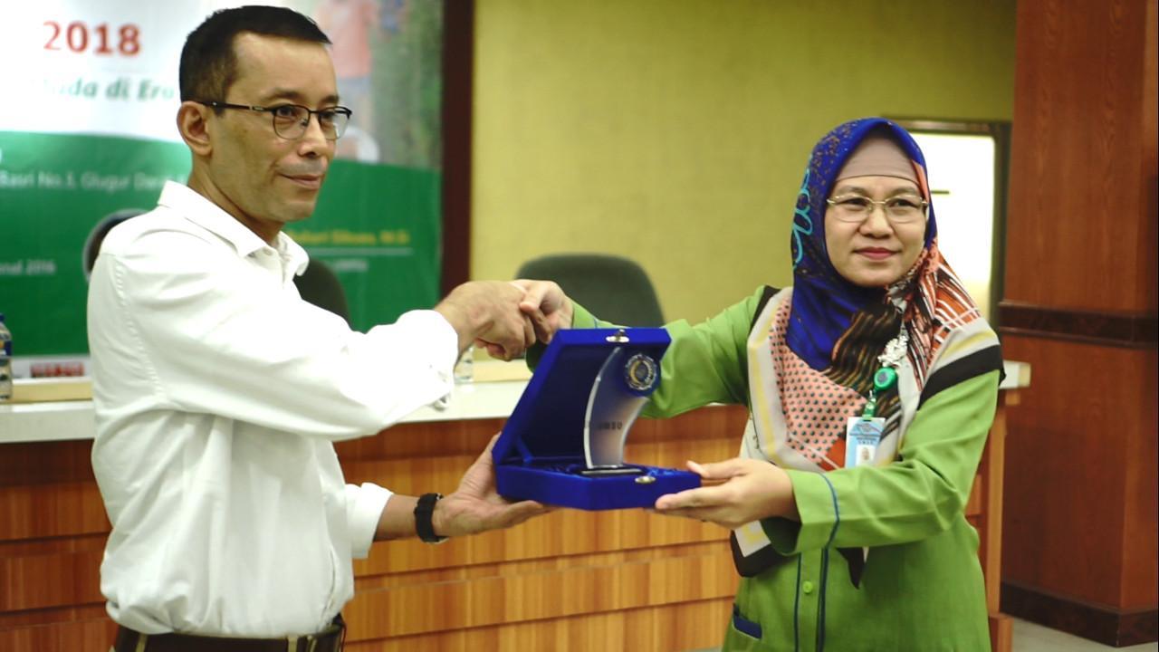 Pak Tani Goes to Campus Universitas Muhammadiyah Sumatera Utara (UMSU)