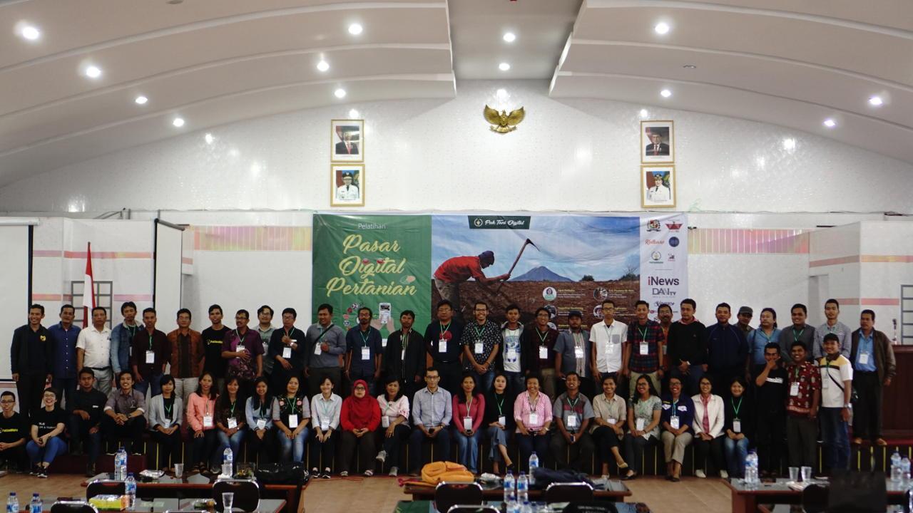Pelatihan Pasar Digital Pertanian Seri 1 - Pak Tani Digital