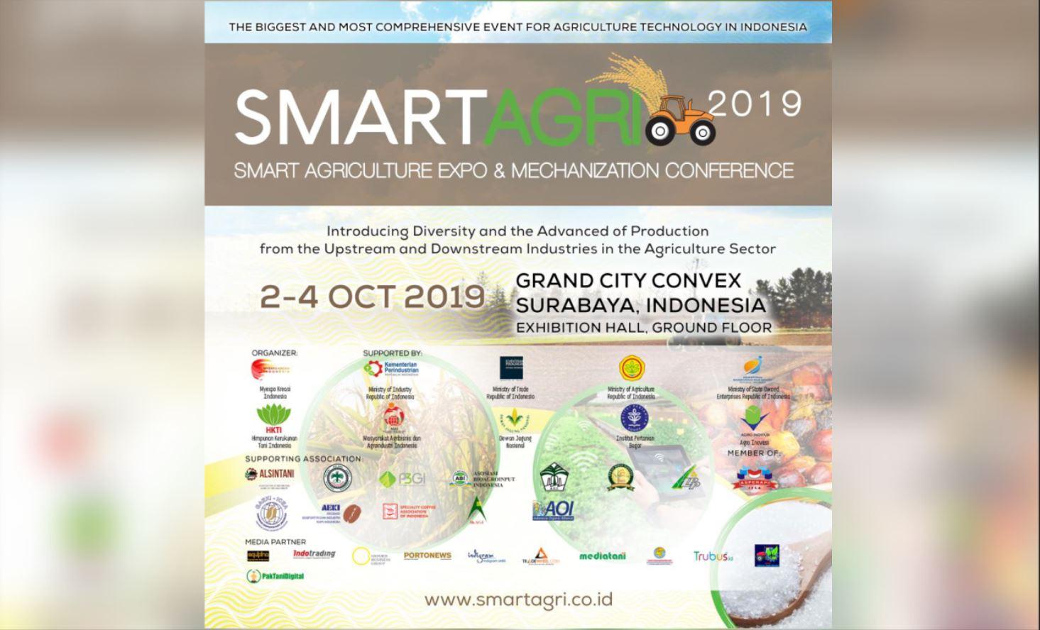 SMART AGRI 2019
