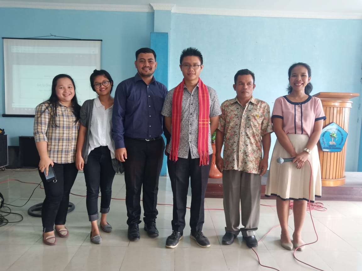 Pak Tani Digital Goes to Campus STMIK NEUMANN