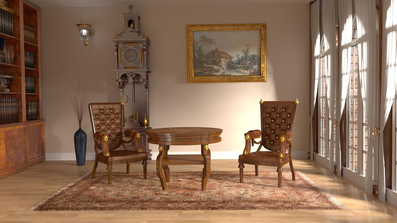 Anda dapat mengatasi goresan pada furniture Anda dengan menggunakan ampas kopi