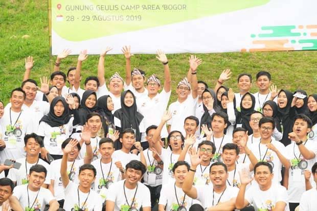 Kegiatan Jambore Nasional oleh Pemuda Tani Indonesia 2019
