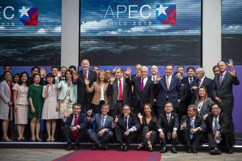 Pesan BKP di APEC Chille 2019