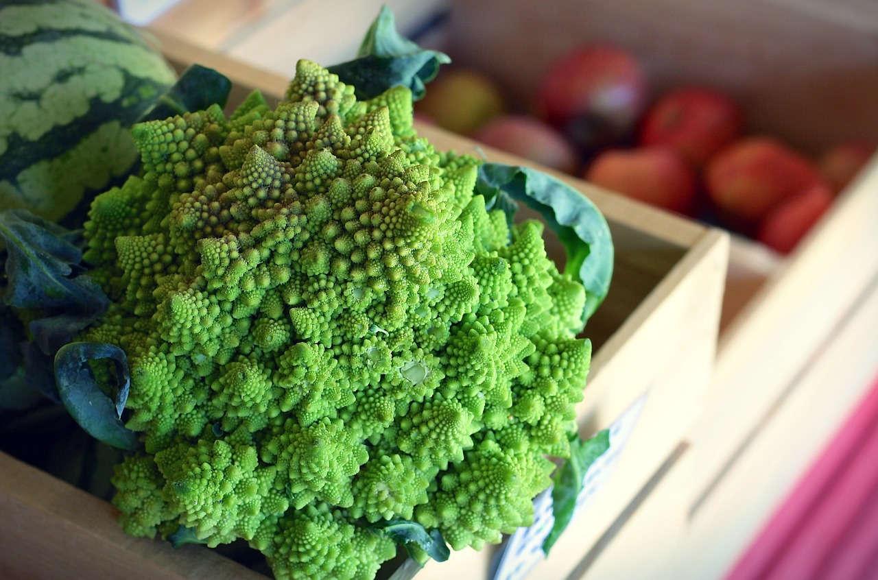 Brokoli Romanesco