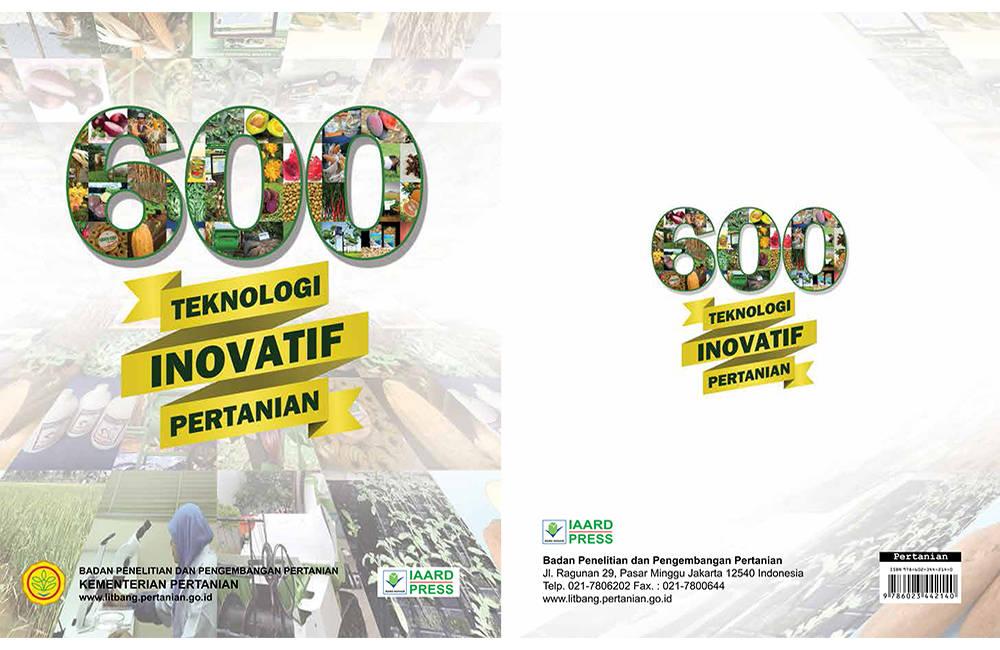 Buku 600 Teknologi Inovatif Pertanian