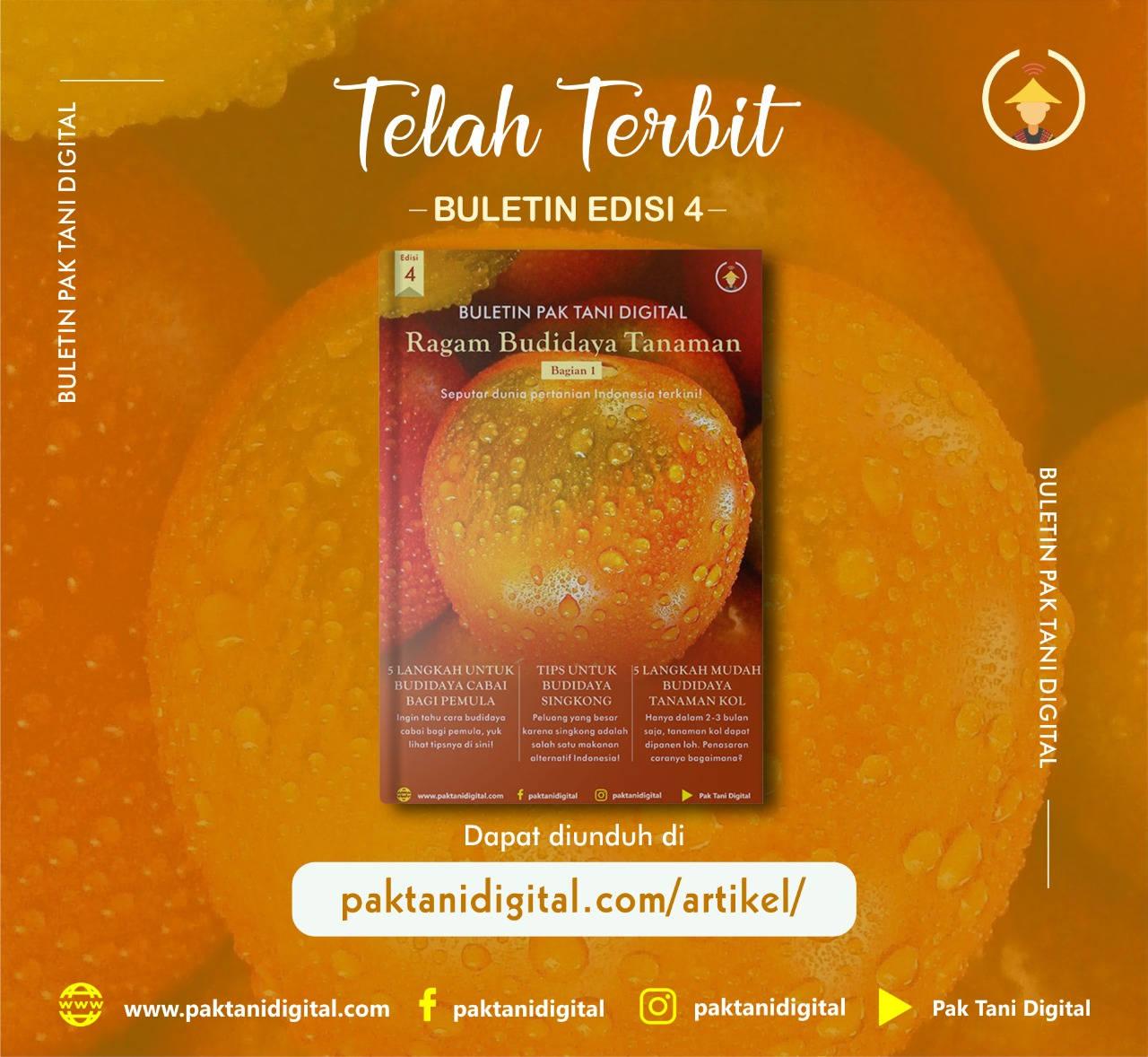 Buletin Pak Tani Digital Edisi 4