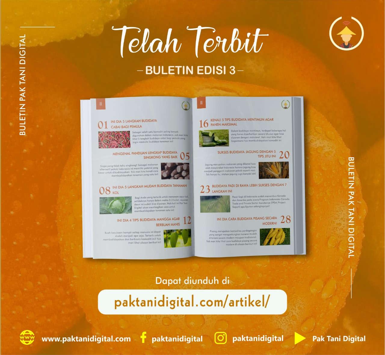 Daftar Isi Buletin PTD Edisi 4