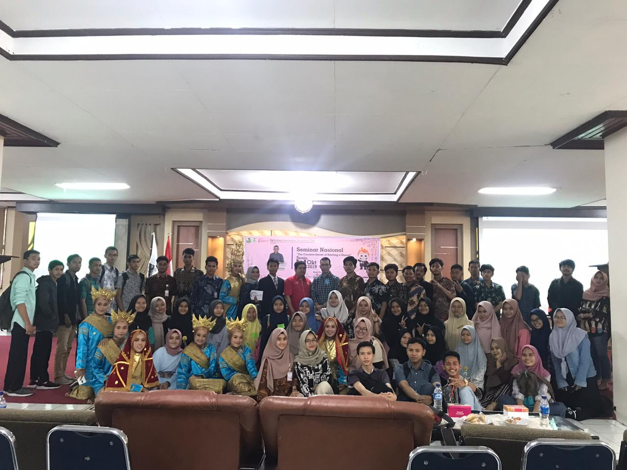 Pak Tani Digital Goes to Campus UNAND