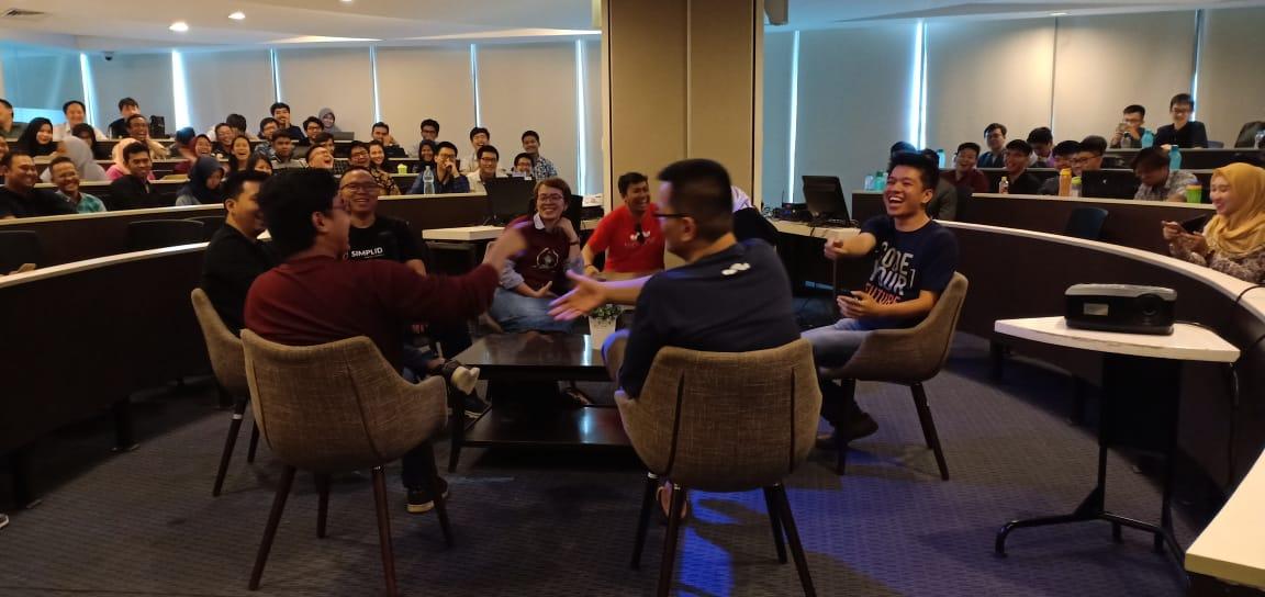 Pak Tani Digital Goes to Campus UPH