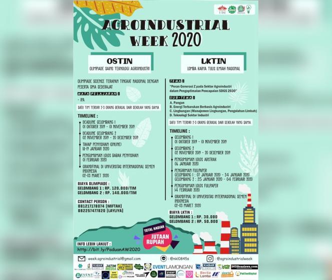 Agroindustrial Week