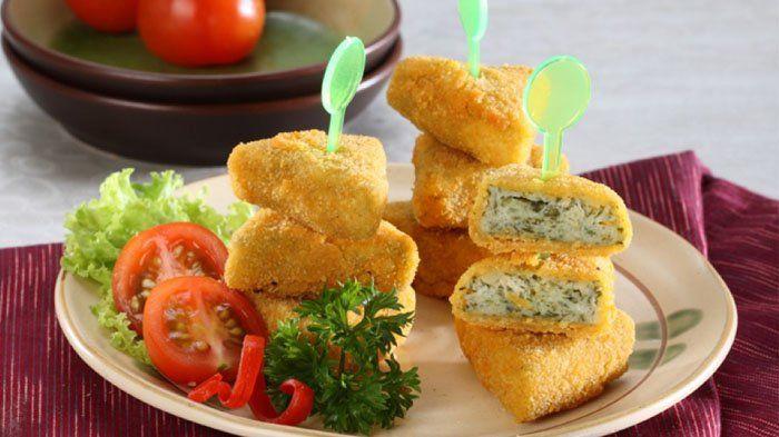 nugget sayuran
