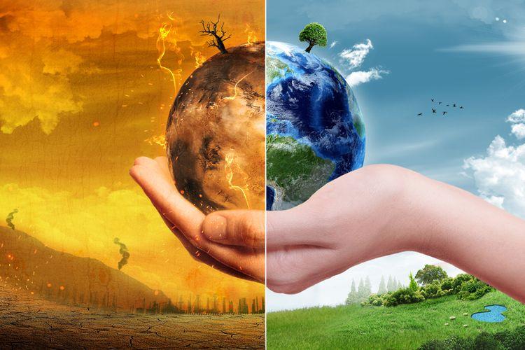 solusi perubahan iklim