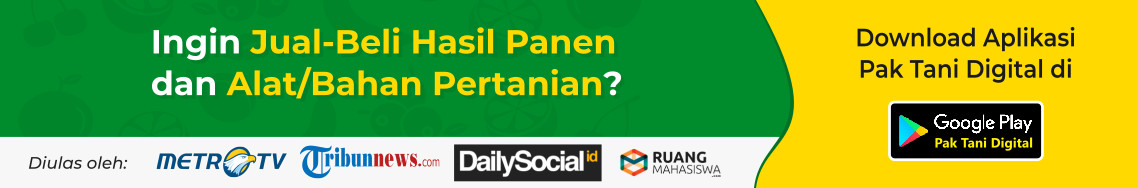 Banner Web Pak Tani Digital