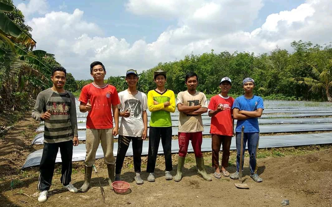 Gegertani, Wadah untuk Pengembangan Petani Muda di Sambas