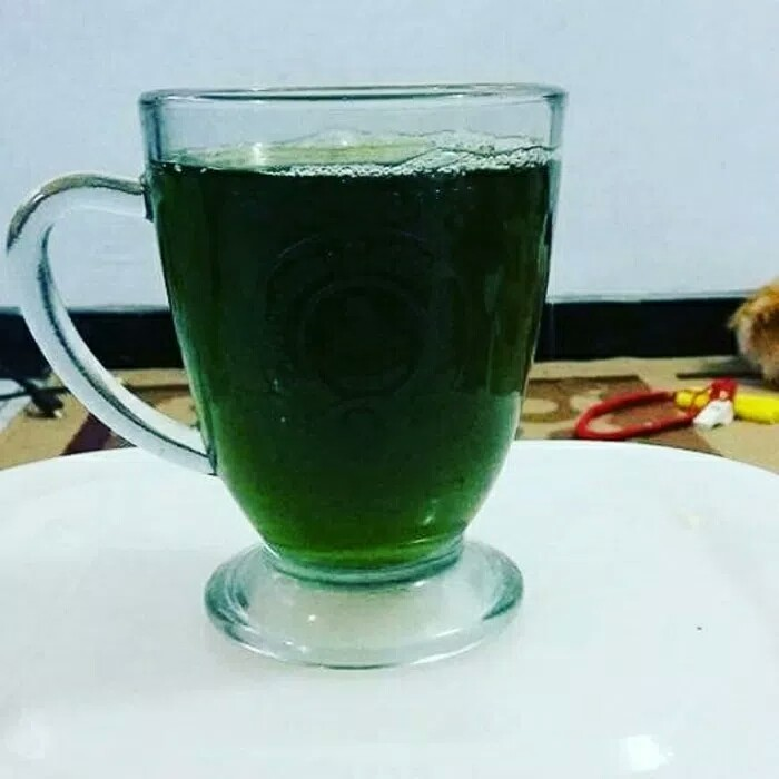 green coffee beans jadi