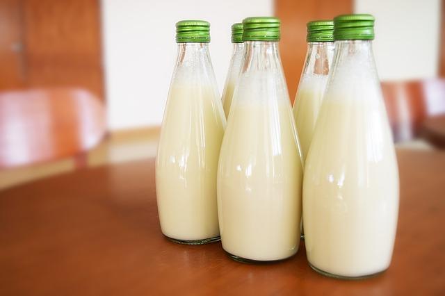impor susu