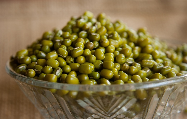 olahan kacang hijau